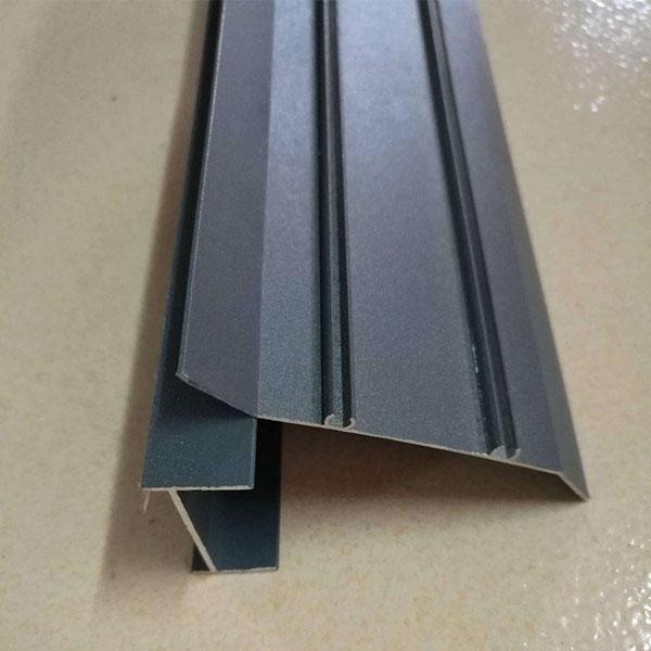 洛阳锌钢百叶窗型材