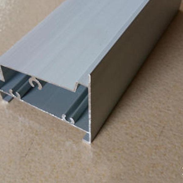 玉林铝合金百叶窗型材