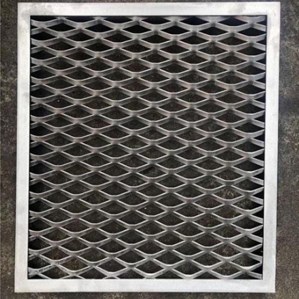 阳江铝艺格栅围栏