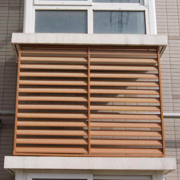 衡水空调百叶窗案例