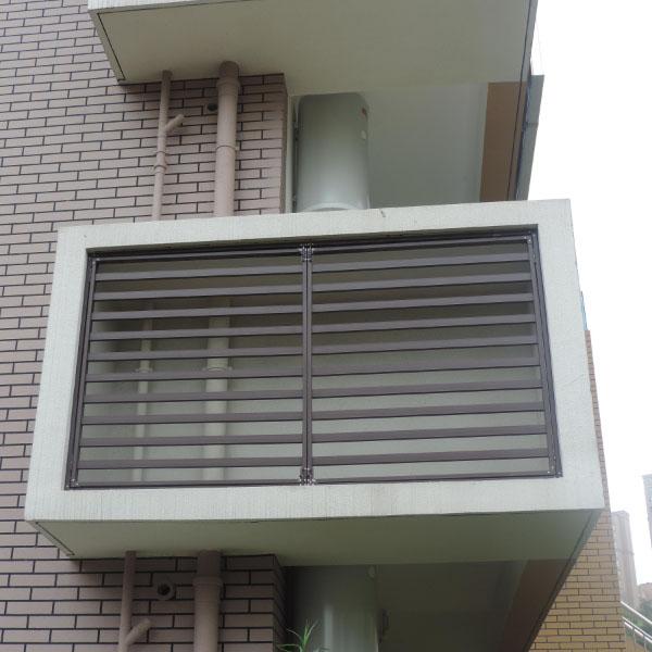 空调百叶窗案例